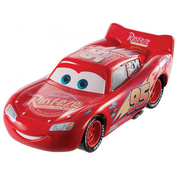 Disney Store Fordon Blixten Mcqueen Formgjuten Figur Disney Pixar Bilar 3 från Disney store