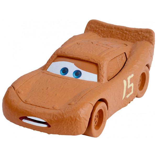 Disney Store Fordon Blixten Mcqueen Som Chester Whipplefilter Formgjuten Figur Disney Pixar Bilar 3 från Disney store