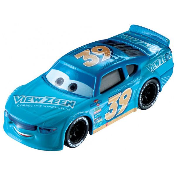 Disney Store Fordon Buck Bearingly Formgjuten Figur Disney Pixar Bilar 3 från Disney store
