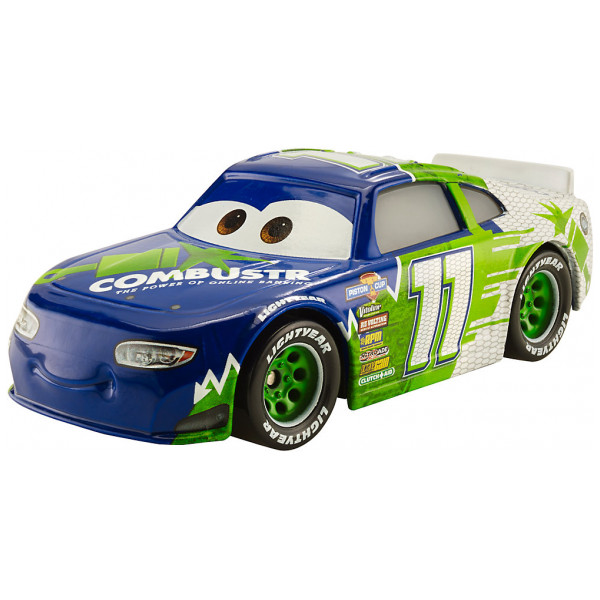 Disney Store Fordon Chip Gearings Formgjuten Figur Disney Pixar Cars 3 från Disney store