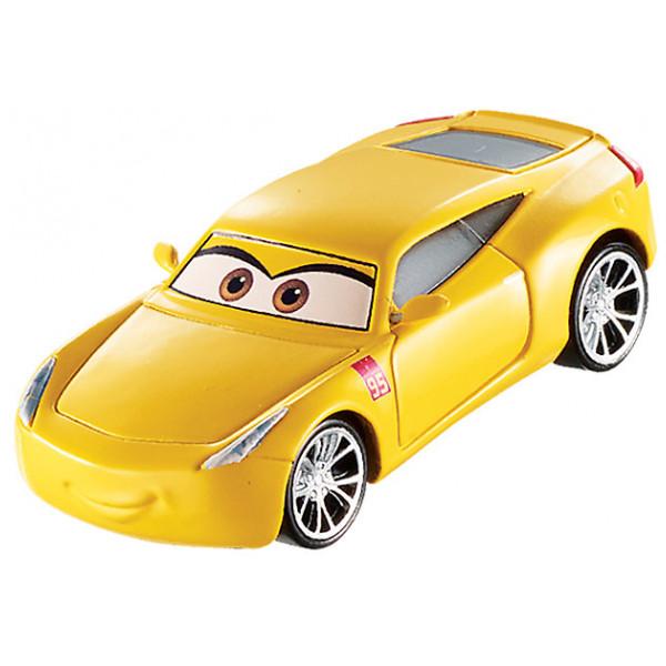Disney Store Fordon Cruz Ramirez Formgjuten Figur Disney Pixar Bilar 3 från Disney store
