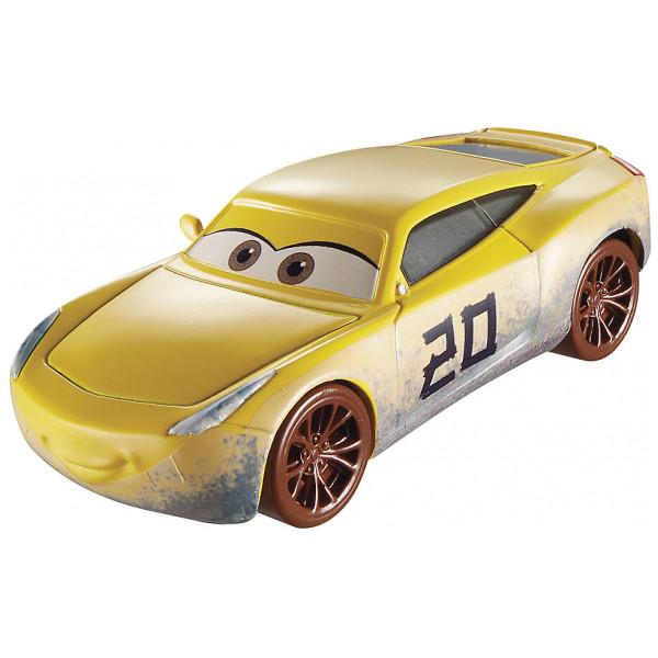 Disney Store Fordon Cruz Ramirez Som Frances Beltline Formgjuten Figur Disney Pixar Bilar 3 från Disney store