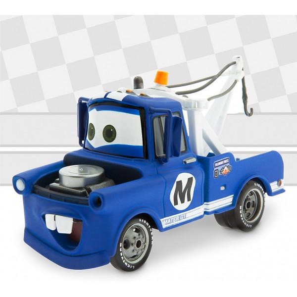 Disney Store Fordon Disney Pixar Bilar Diecast-Modell Artist-Serien Bärgarn Av Bob Pauley från Disney store