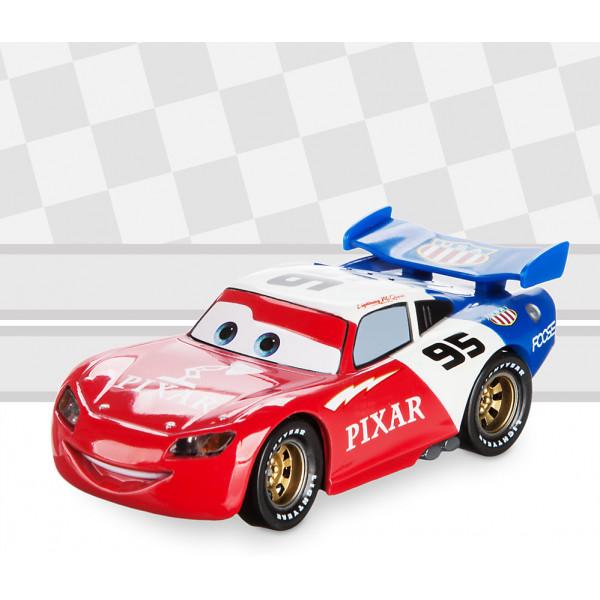 Disney Store Fordon Disney Pixar Bilar Diecast-Modell Från Artist-Serien Blixten Mcqueen från Disney store
