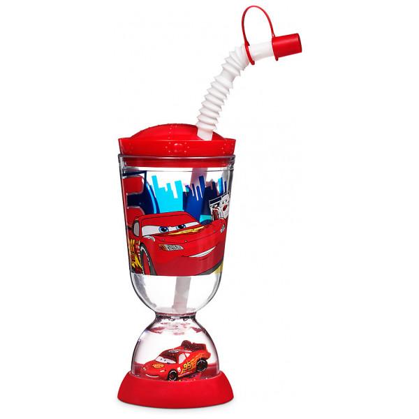 Disney Store Fordon Disney Pixar Bilar Dricksglas I Timglasform från Disney store