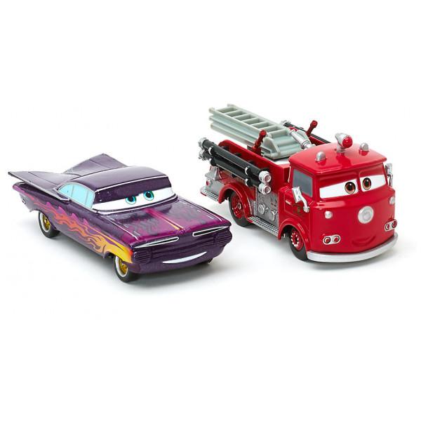 Disney Store Fordon Disney Pixar Bilar Ramone Och Rödis Som Diecast-Modeller från Disney store
