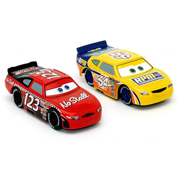 Disney Store Fordon Disney Pixar Bilar Todd Marcus Och Winford Rutherford Diecast-Modeller från Disney store
