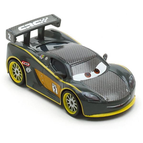 Disney Store Fordon Lewis Hamilton Diecast-Modell Disney Pixar Bilar från Disney store