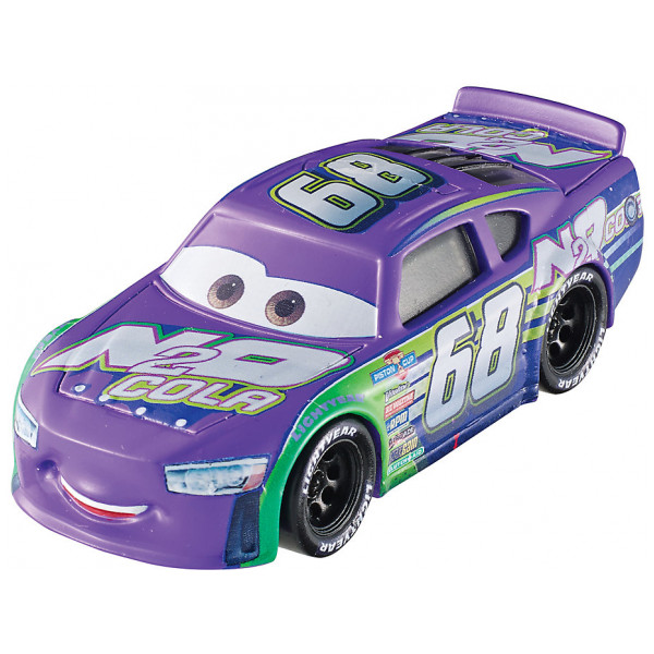 Disney Store Fordon Parker Brakeston Formgjuten Figur Disney Pixar Bilar 3 från Disney store