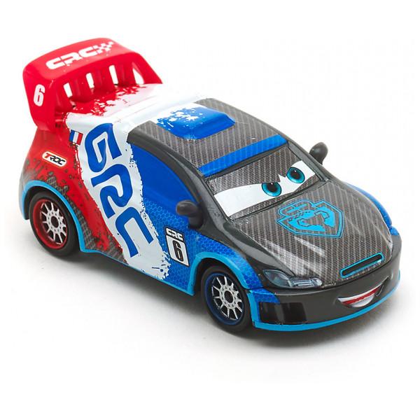 Disney Store Fordon Raoul Çaroule Diecast-Modell Disney Pixar Bilar från Disney store