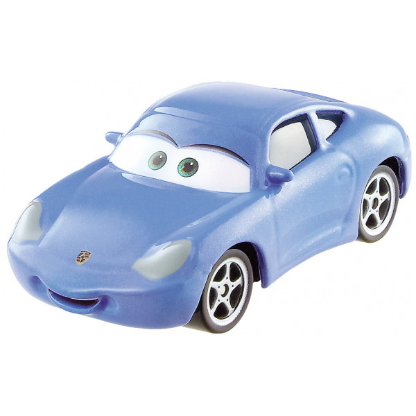 Disney Store Fordon Sally Formgjuten Figur Disney Pixar Bilar 3 från Disney store