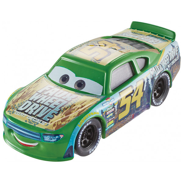Disney Store Fordon Tommy Highbanks Formgjuten Figur Disney Pixar Bilar 3 från Disney store