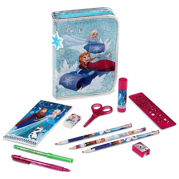 Disney Store Frost Pennfodral Med Pennor från Disney store