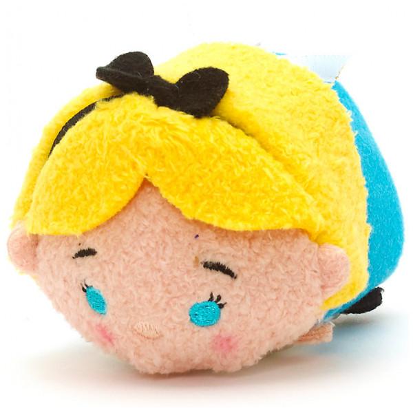 Disney Store Gosedjur Alice Tsum Litet Alice I Underlandet från Disney store