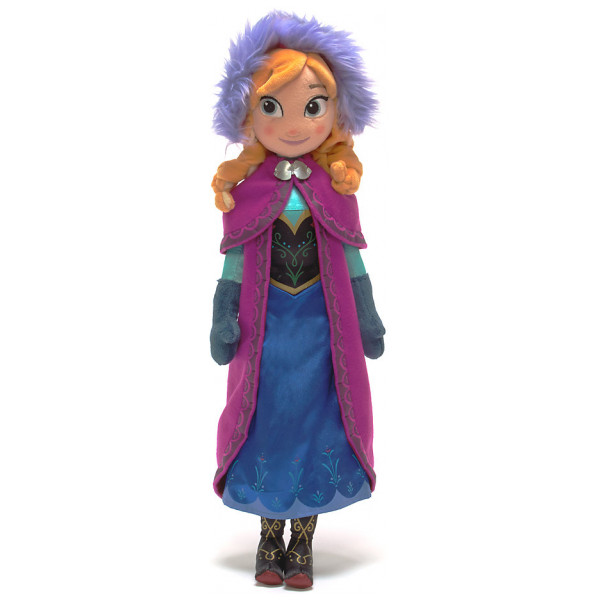 Disney Store Gosedjur Anna Från Frost Gosedjursdocka från Disney store
