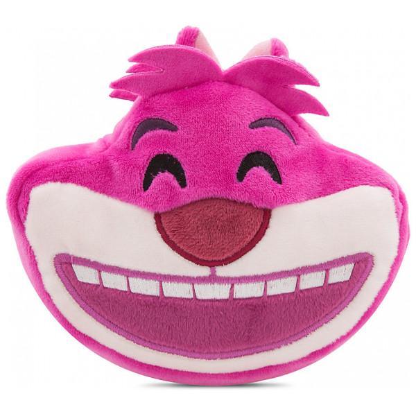 Disney Store Gosedjur Cheshirekatten Emoji- 10 Cm Alice I Underlandet från Disney store