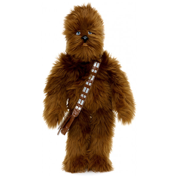 Disney Store Gosedjur Chewbacca Medelstort från Disney store