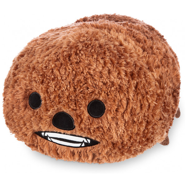 Disney Store Gosedjur Chewbacca Tsum Stort Star Wars från Disney store