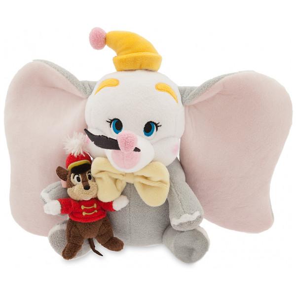 Disney Store Gosedjur Dumbo Som Clown från Disney store
