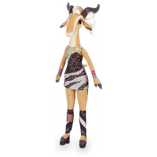Disney Store Gosedjur Gazelle Från Zootropolis från Disney store