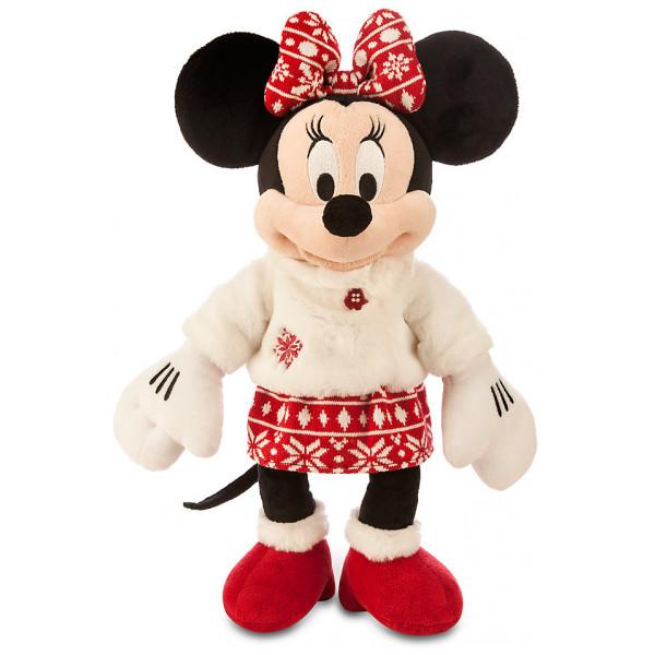 Disney Store Gosedjur Mimmi Pigg Medelstort Med Vintertema från Disney store