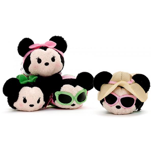 Disney Store Gosedjur Mimmi Pigg Utklädnad Tsum Set Med Litet från Disney store