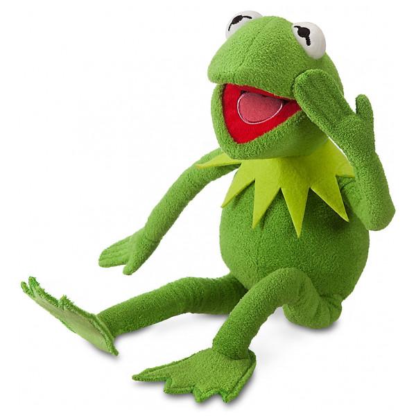 Disney Store Gosedjur Mupparna Kermit från Disney store