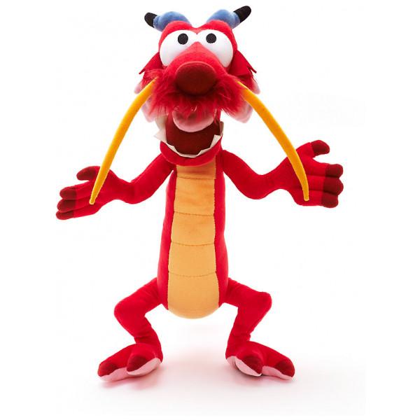 Disney Store Gosedjur Mushu Litet Mulan från Disney store