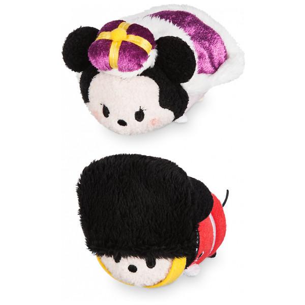Disney Store Gosedjur Musse Och Mimmi Pigg I London Små Tsum från Disney store