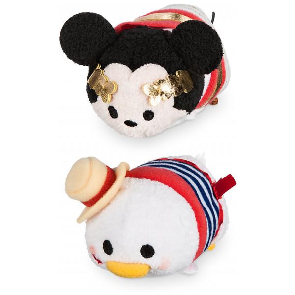 Disney Store Gosedjur Musse Pigg Och Kalle Anka I Rom Små Tsum från Disney store