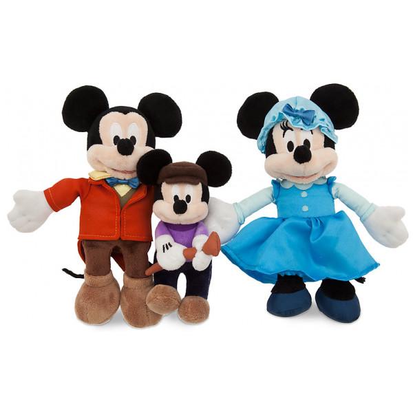 Disney Store Gosedjur Musse Piggs Julsaga Gosedjurspaket från Disney store