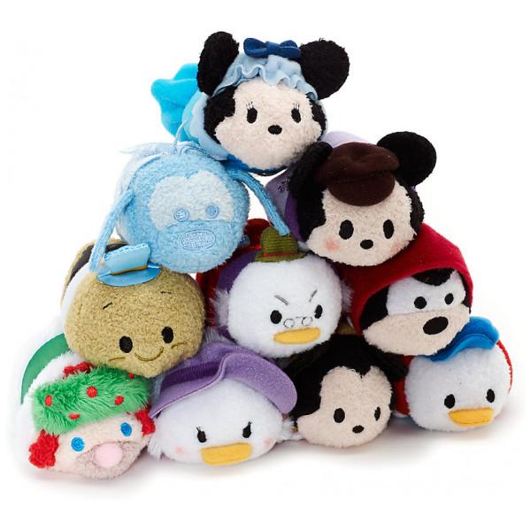 Disney Store Gosedjur Musse Piggs Julsångs Tsum från Disney store