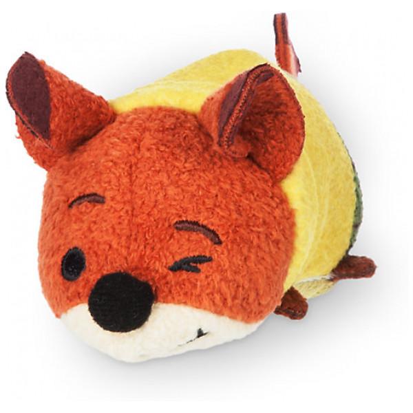 Disney Store Gosedjur Nick Wilde Litet Tsum Tsum- Zootropolis från Disney store