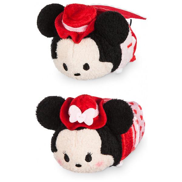 Disney Store Gosedjur Parfyrmerade Musse Och Mimmi Pigg Tsum Tsum-Minigosedjur För Alla Hjärtans Dag från Disney store