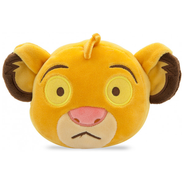 Disney Store Gosedjur Simba Emoji- 10 Cm Lejonkungen från Disney store