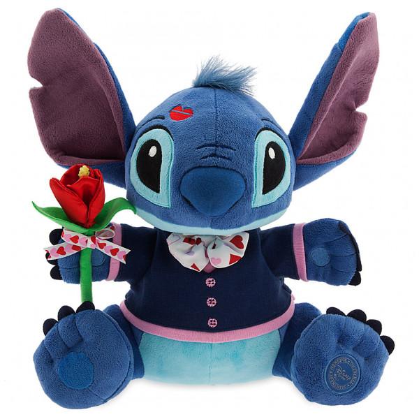 Disney Store Gosedjur Stitch Alla Hjärtans Dag från Disney store