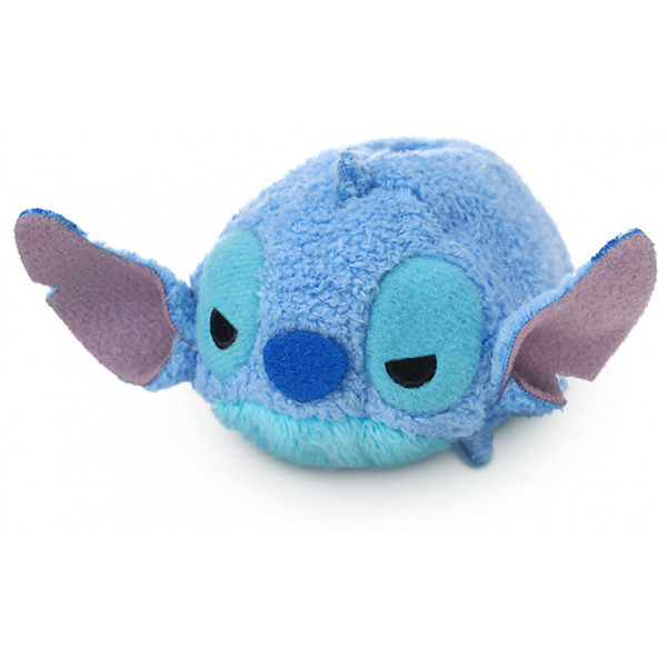 Disney Store Gosedjur Stitch Sömnig Tsum Litet från Disney store