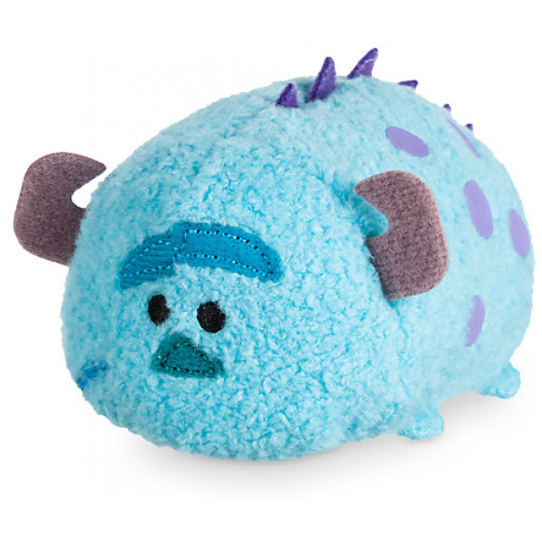Disney Store Gosedjur Sulley Tsum Litet Monsters Inc från Disney store