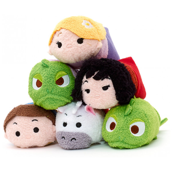 Disney Store Gosedjur Trassel Mini Tsum Collection från Disney store