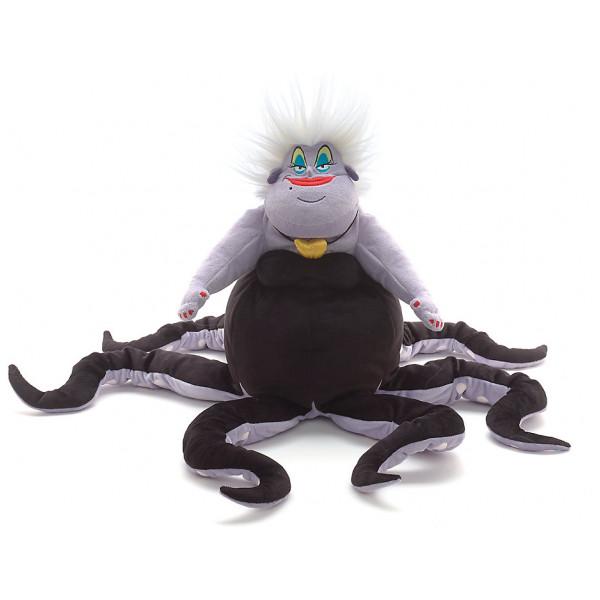 Disney Store Gosedjur Ursula Medelstort Från Den Lilla Sjöjungfrun från Disney store