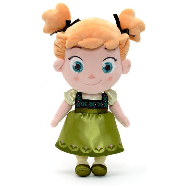 Disney Store Gosedjursdocka Anna Från Frost Som Liten Gosedocka från Disney store