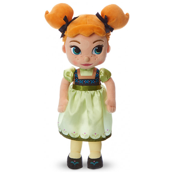 Disney Store Gosedjursdocka Anna Liten Gosedocka Disney Animators Collection från Disney store
