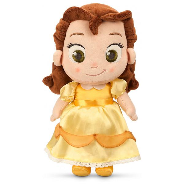 Disney Store Gosedjursdocka Belle Som Liten Flicka Gosedocka från Disney store