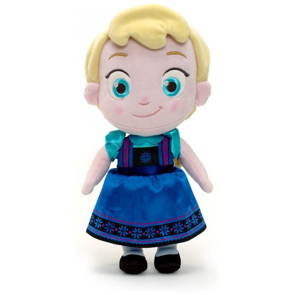 Disney Store Gosedjursdocka Elsa Från Frost Som Liten Gosedocka från Disney store