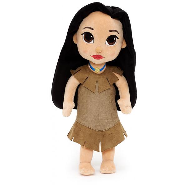 Disney Store Gosedjursdocka Pocahontas Gosedocka från Disney store
