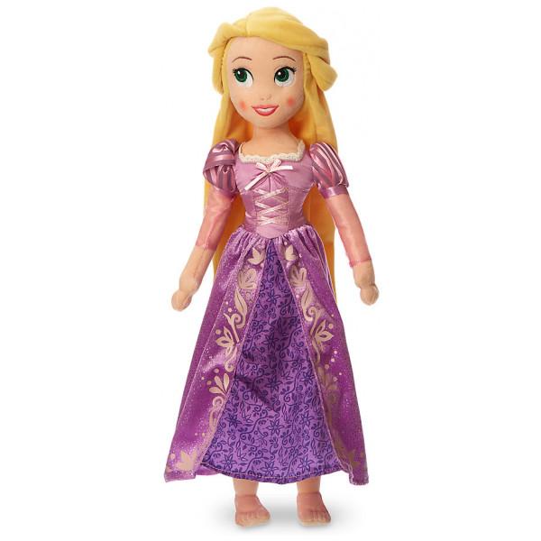 Disney Store Gosedjursdocka Rapunzel Medelstor Gosedocka från Disney store