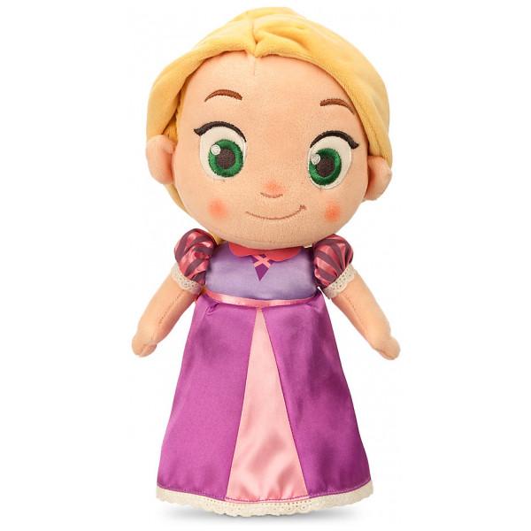 Disney Store Gosedjursdocka Rapunzel Som Liten Flicka Gosedocka från Disney store