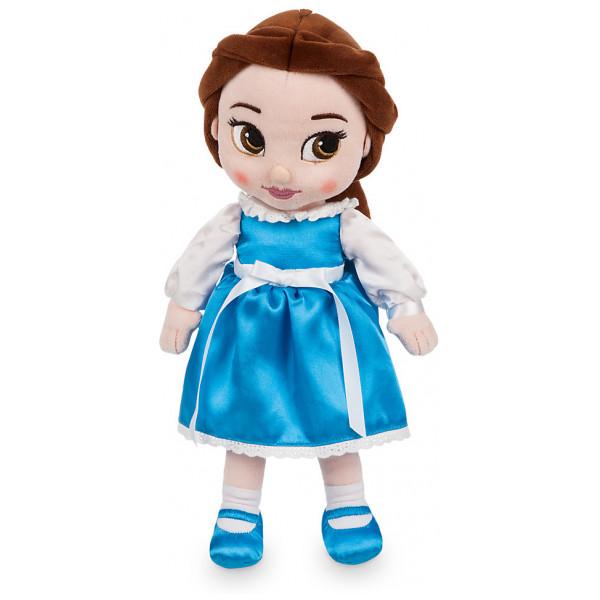 Disney Store Gosedjursdocka Unga Belle Liten Gosedocka från Disney store