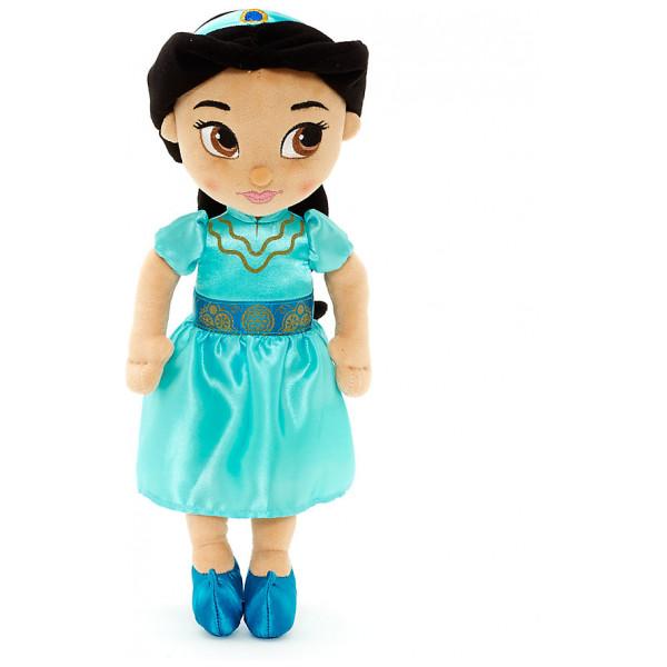 Disney Store Gosedjursdocka Unga Prinsessan Jasmin Liten Gosedocka från Disney store