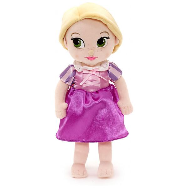 Disney Store Gosedjursdocka Unga Rapunzel Liten Gosedocka från Disney store